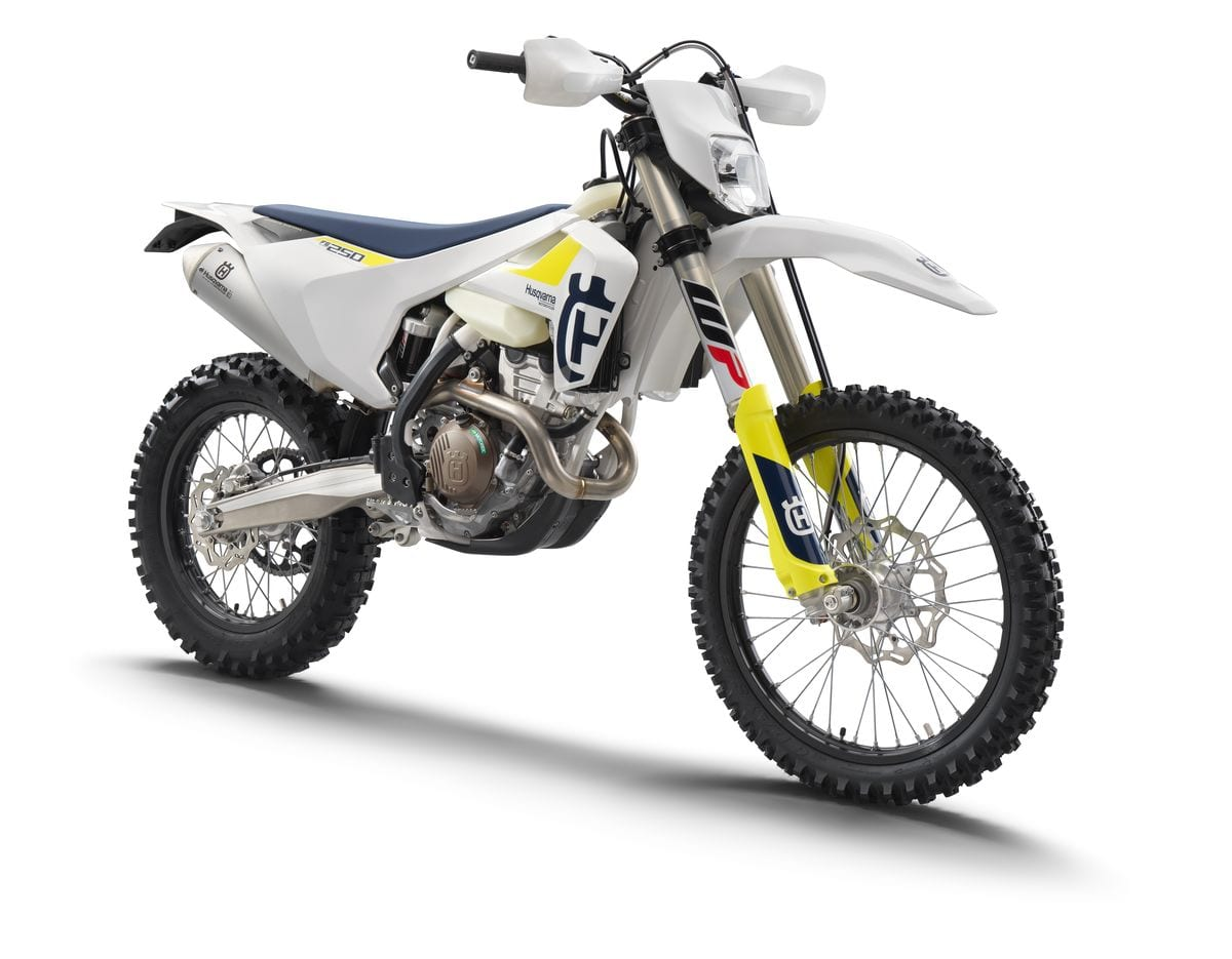 FE 250 כחול צהוב