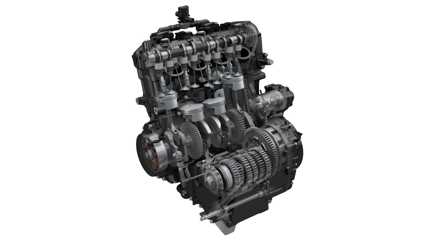 GSX-S1000 FA