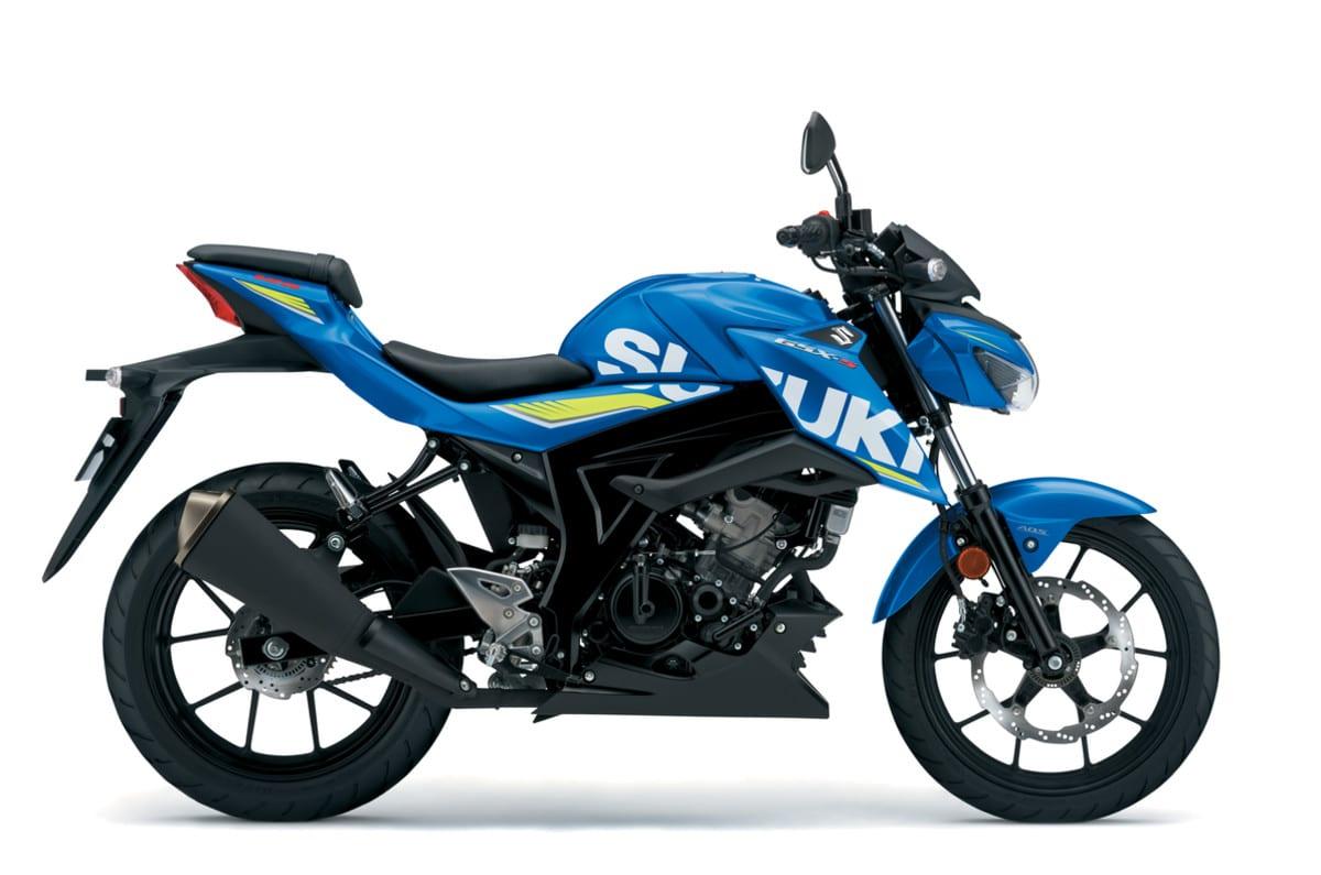 GSX - S125 כחול בהיר