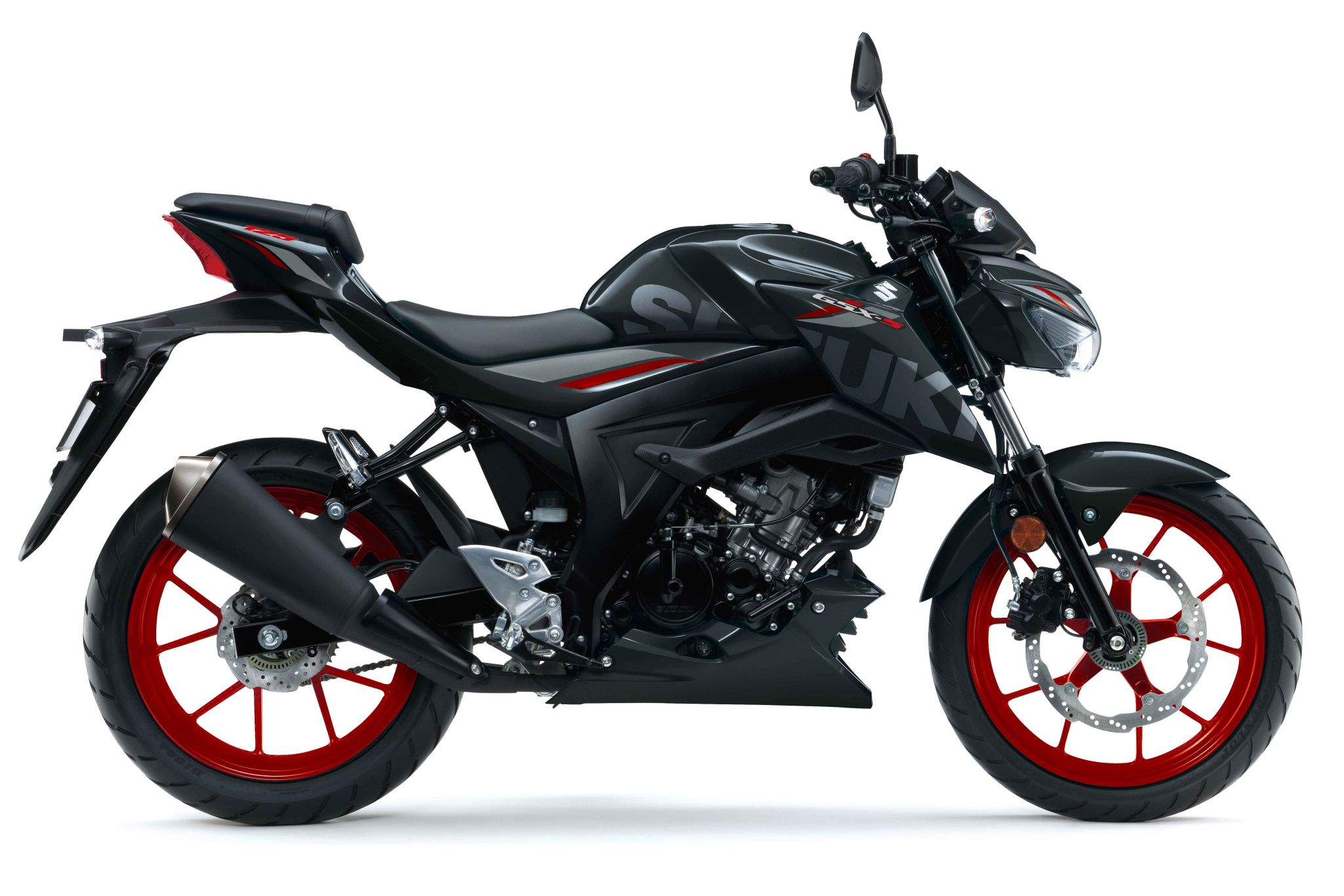GSX - S125 שחור