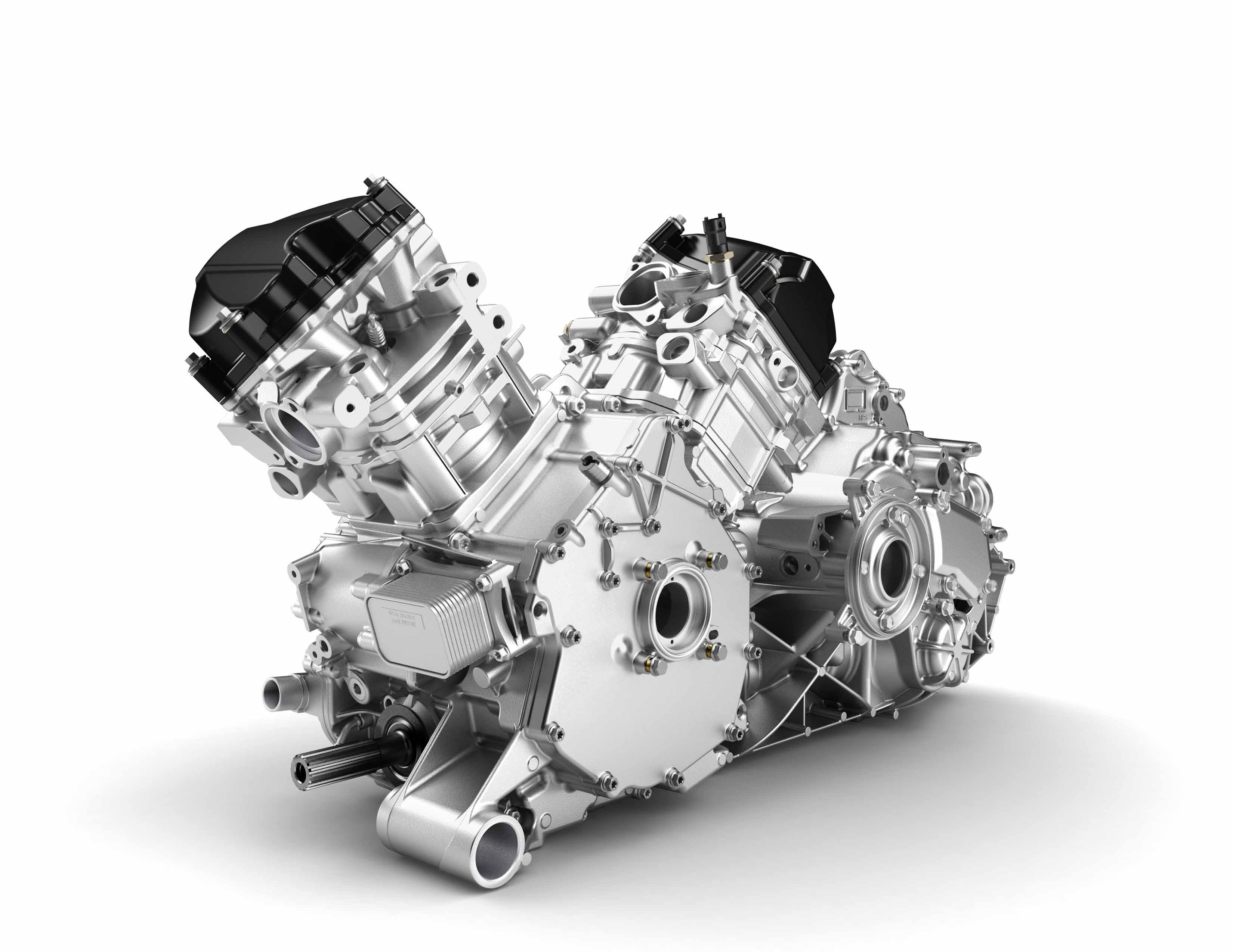 Visco-Lok QE ומערכת הגה חשמלית DPS