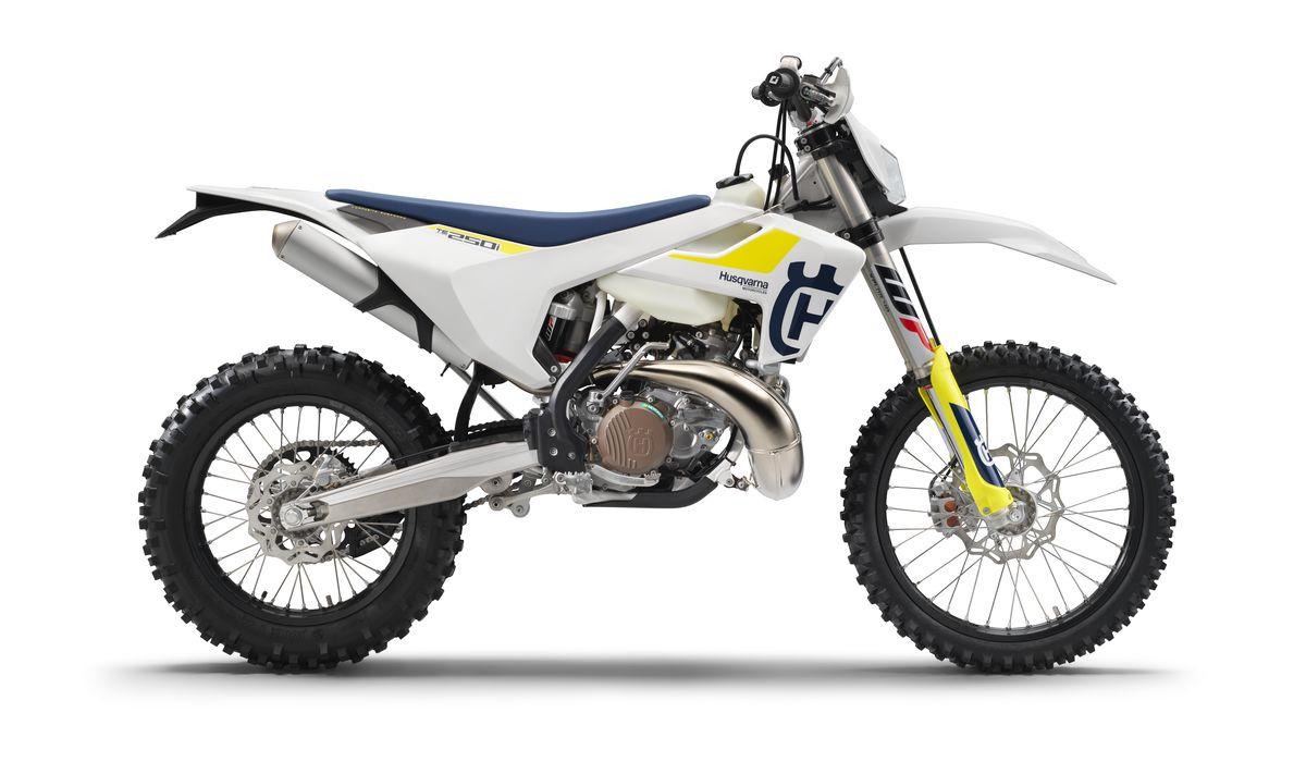 TE 250i כחול צהוב