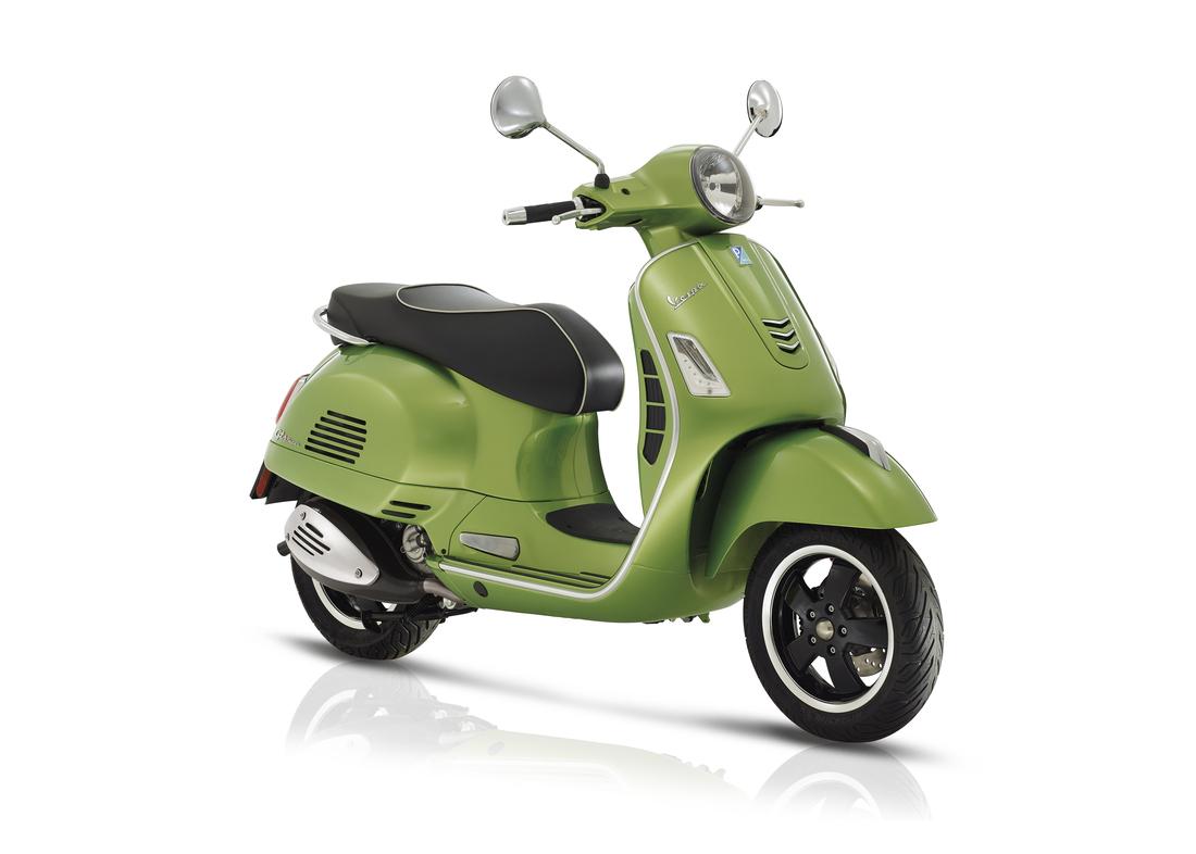 GTS 300 Super Sport ABS ירוק