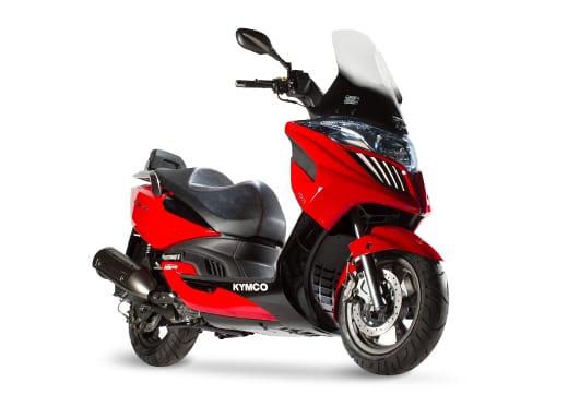 G-Dink 125 i אדום