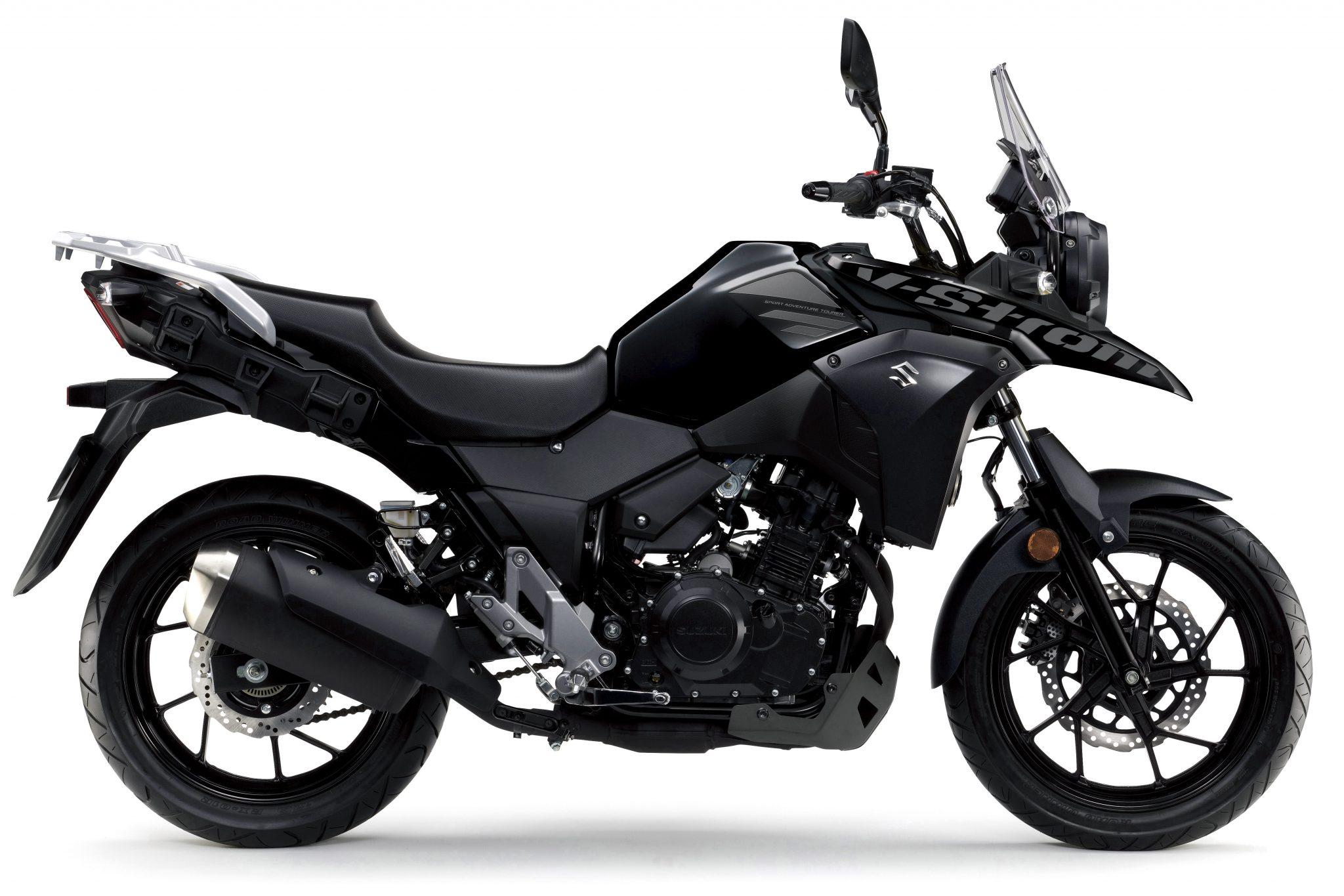 DL 250 V-Strom ABS שחור