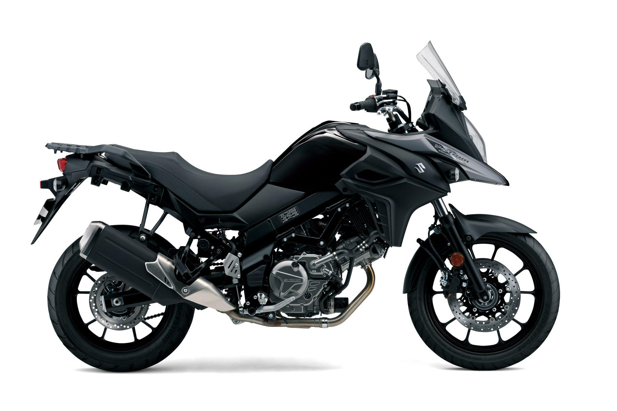 DL 650 A שחור לבן