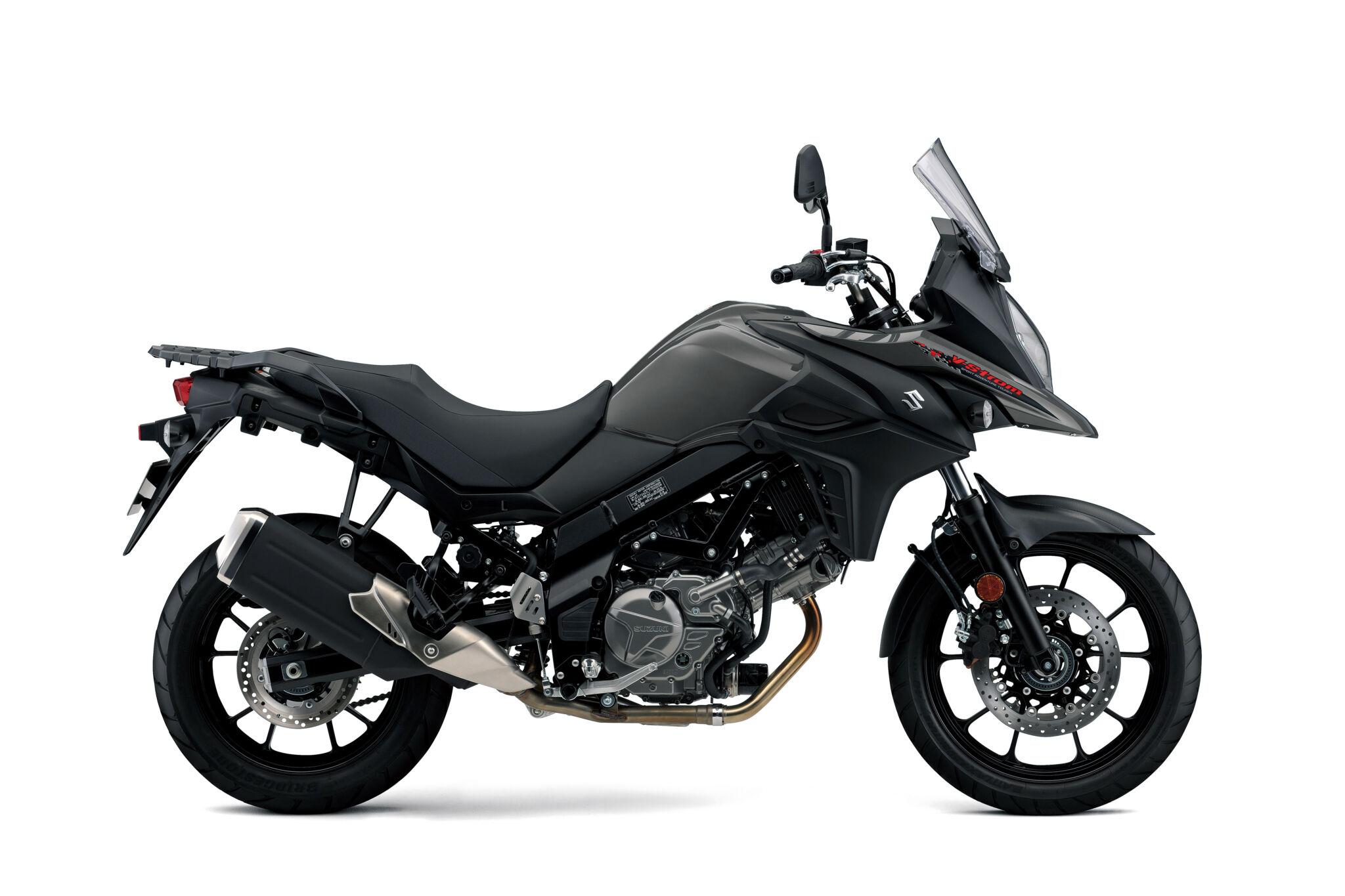 DL 650 A שחור