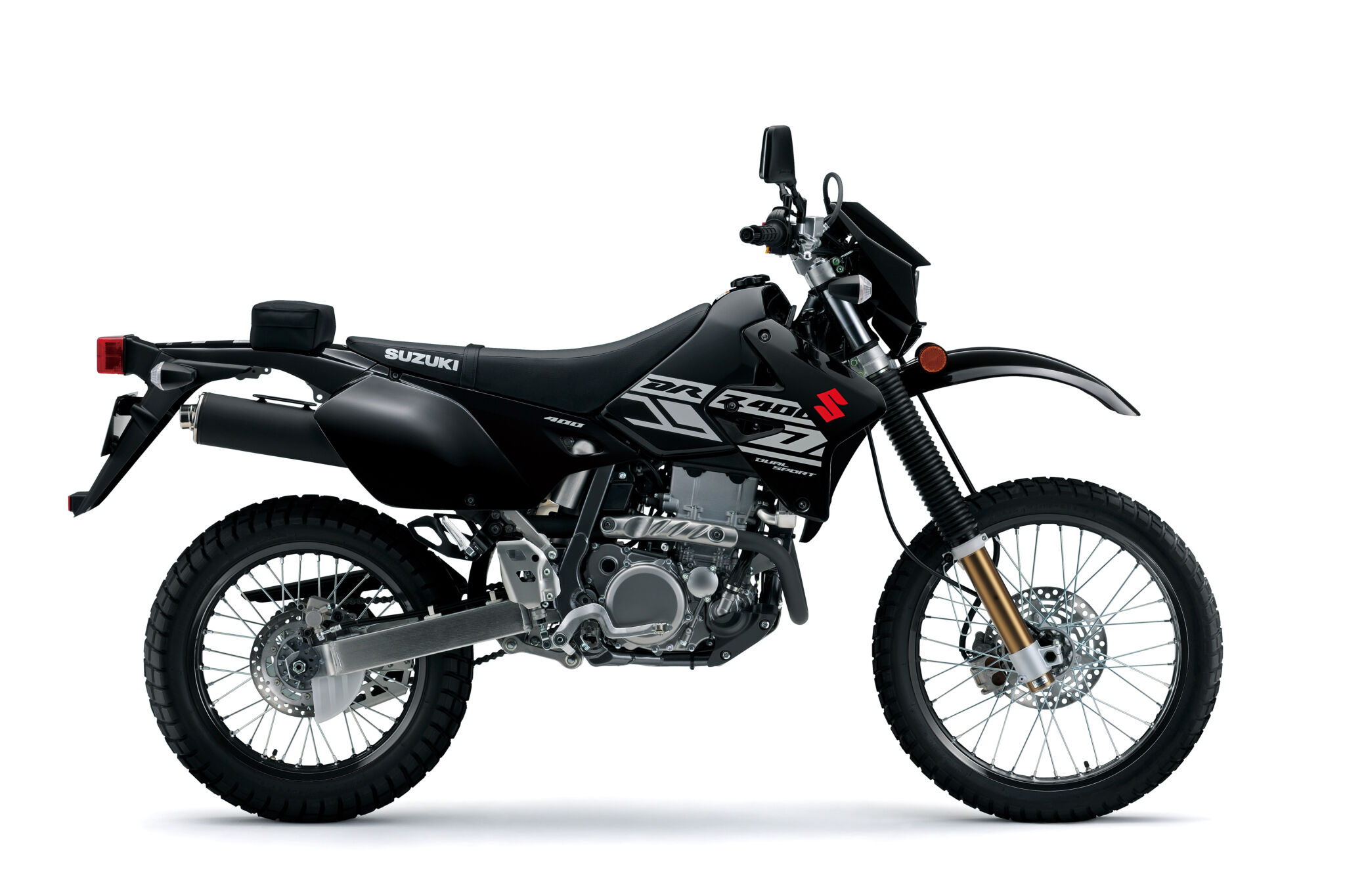 DRZ 400 S שחור