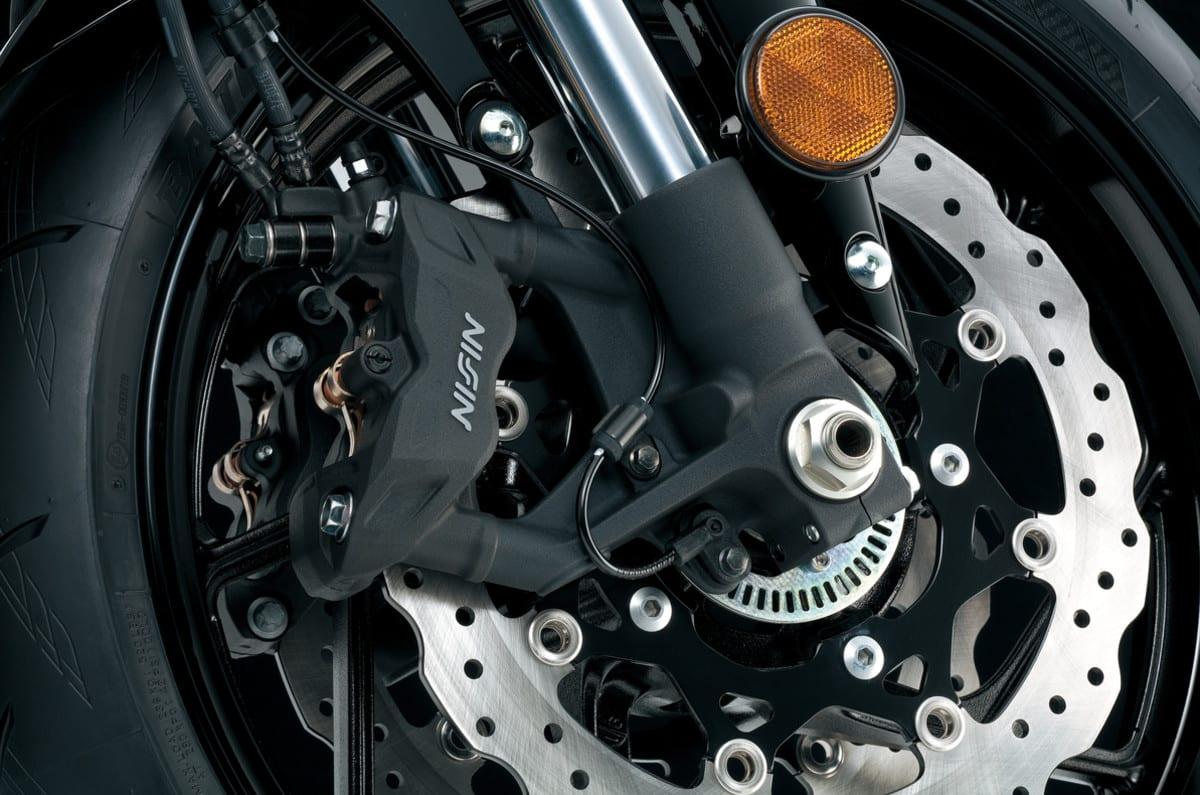 GSX S750 ABS