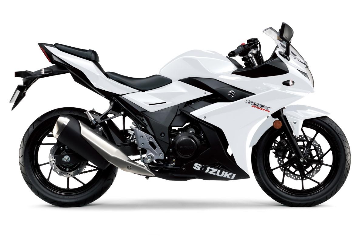 GSX-250R לבן