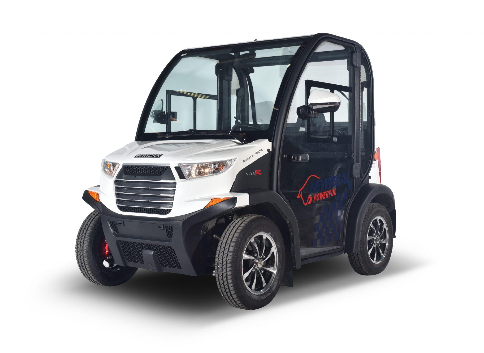 רכב חשמלי - קלנועית