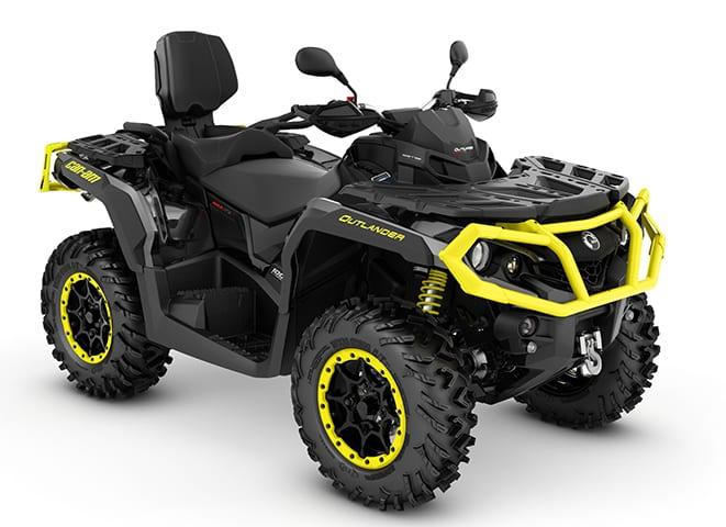 MAX 1000R XT-P