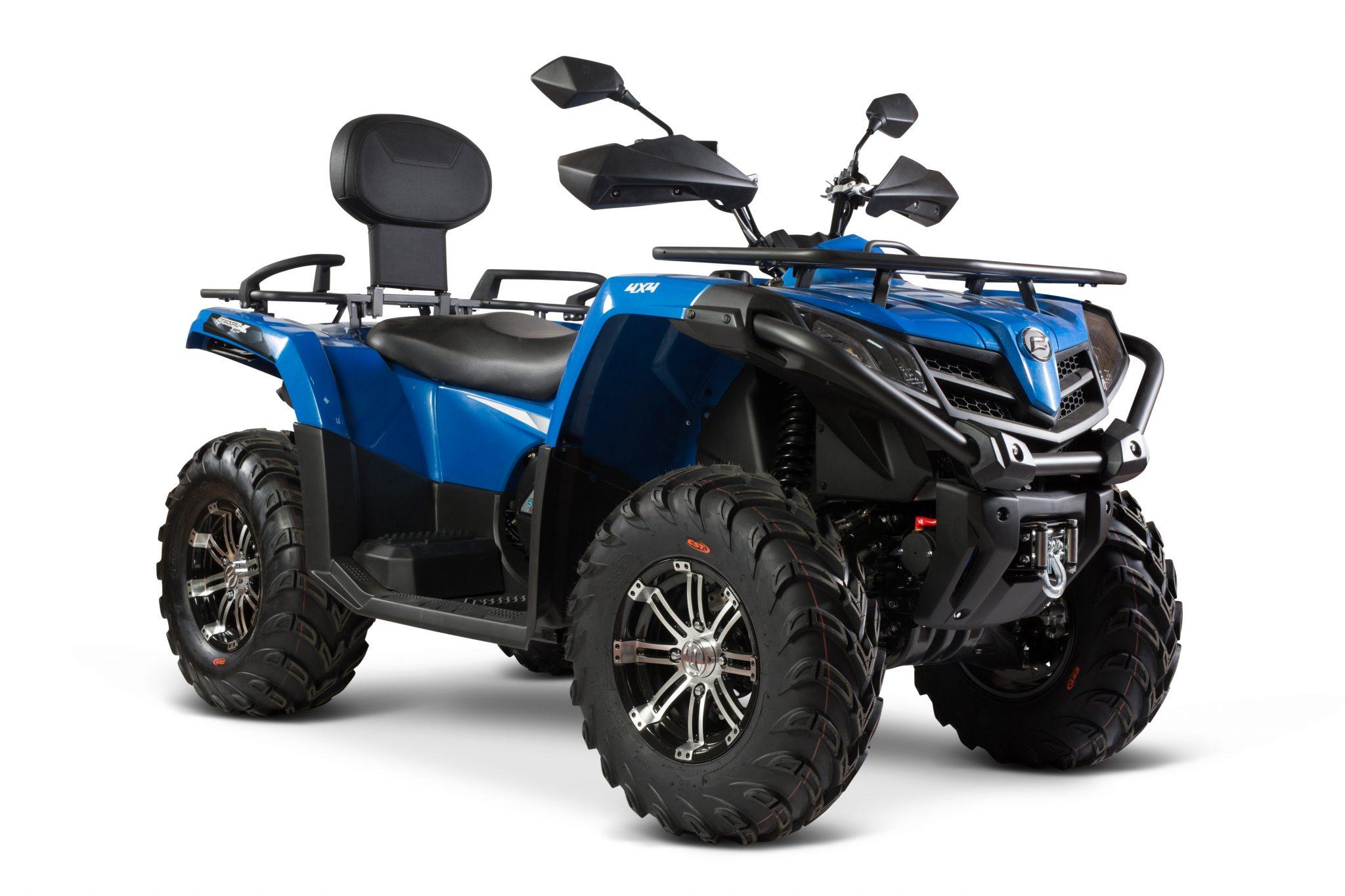 520L כחול