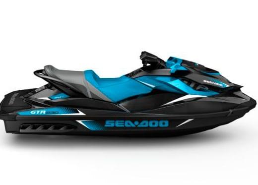 GTR 230 כחול-שחור