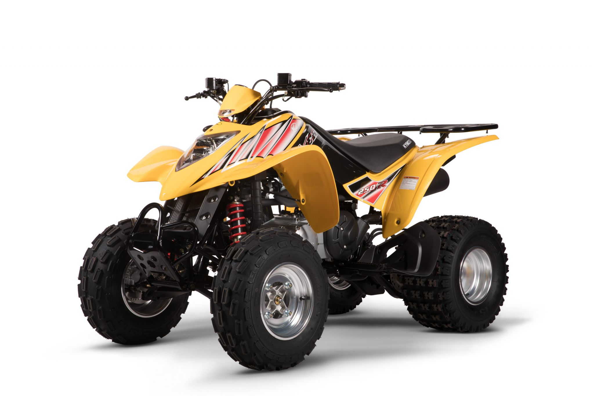 MAXXER 250 צהוב