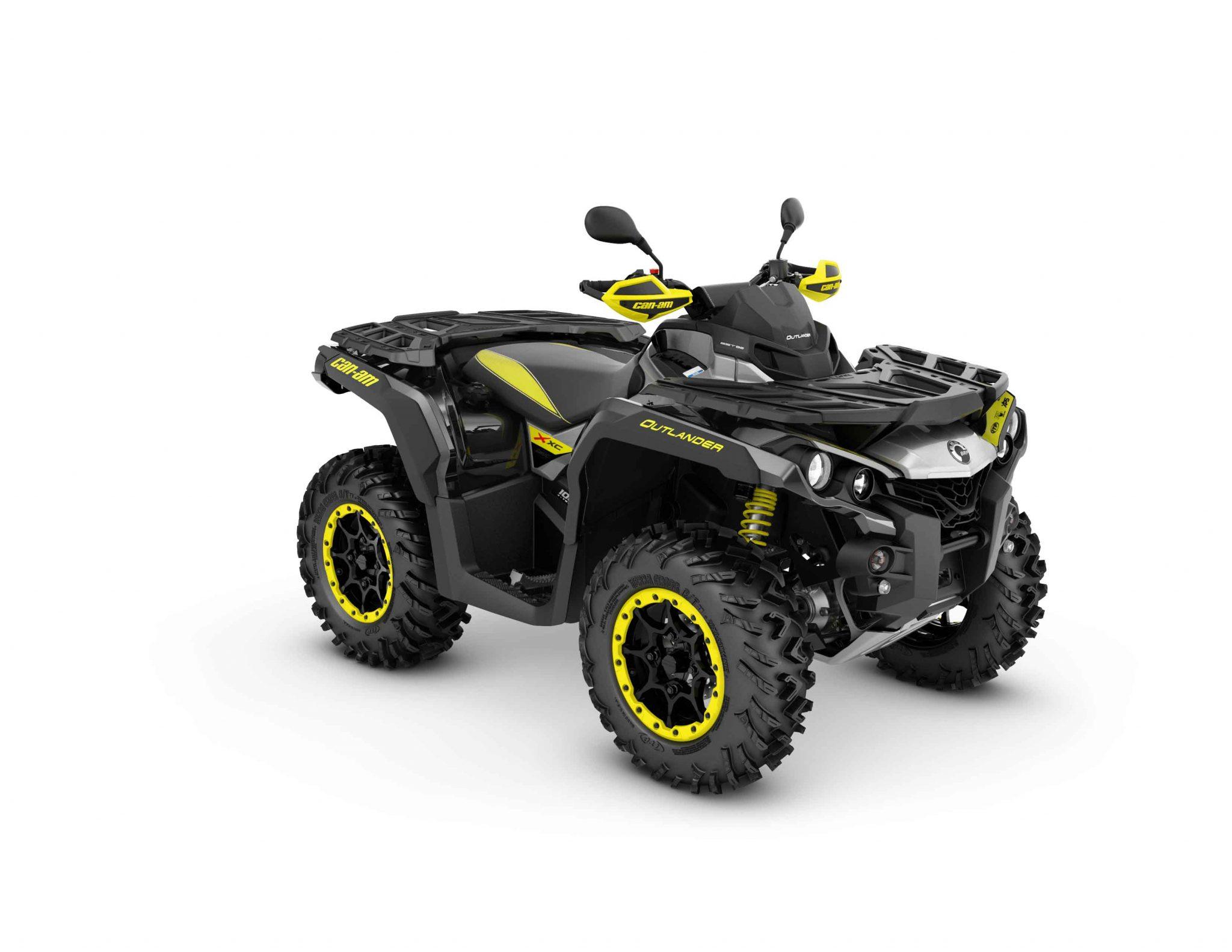 X XC 1000 שחור צהוב