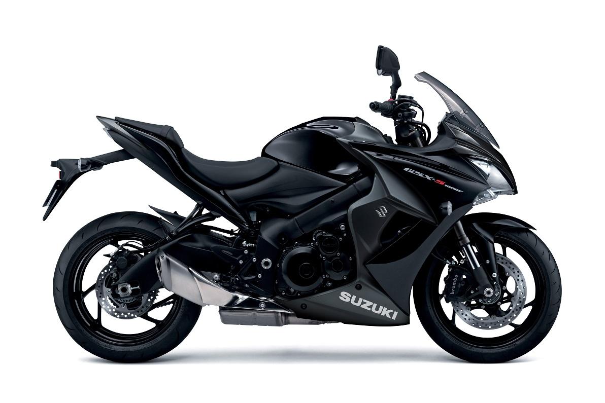 GSX-S1000 FA  שחור מבריק