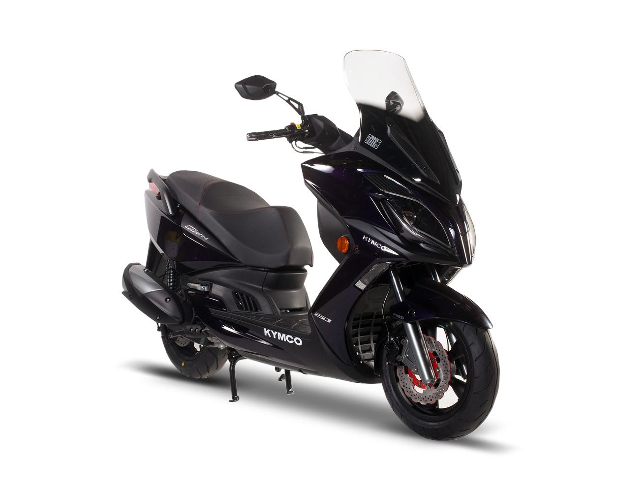 G - DINK 250i ABS סגול