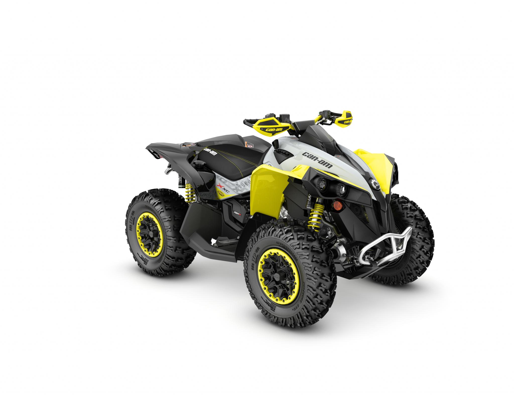 650X XC צהוב שחור