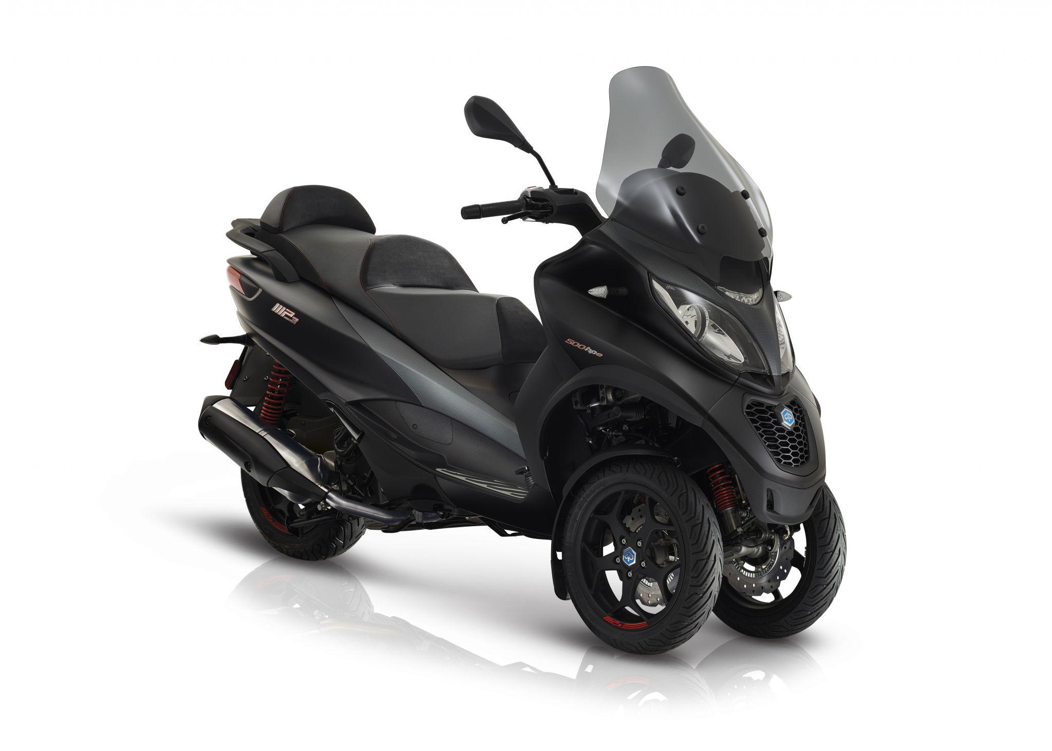 קטנוע 3 גלגלים של פיאג'ו