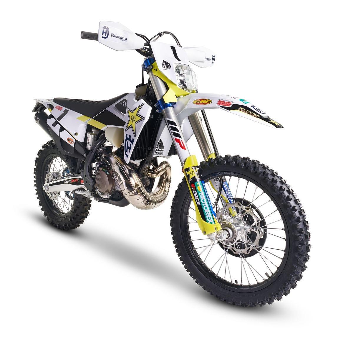 אופנוע שטח של הוסקוורנה TE300