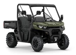 traxter HD8pro 2020 can am