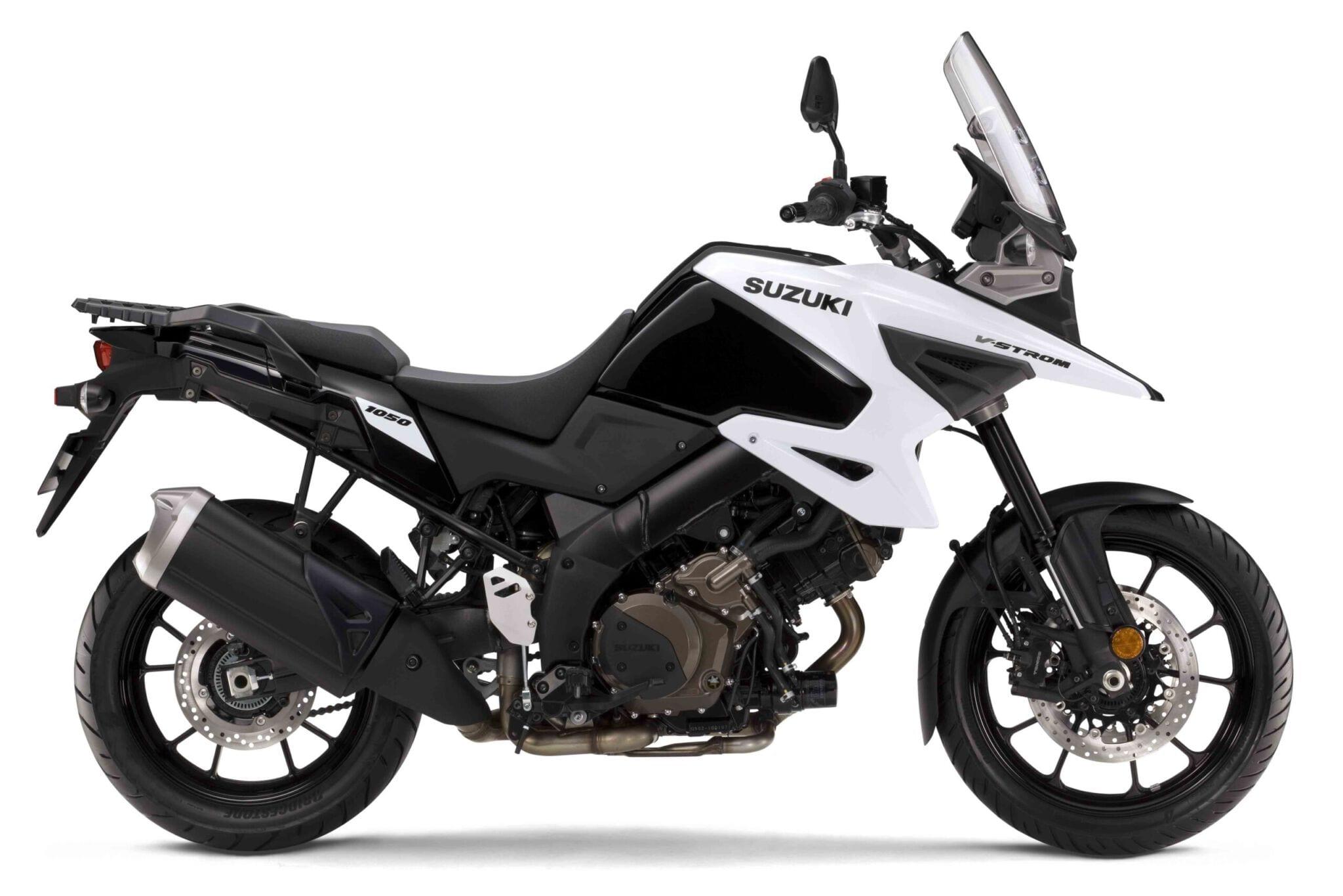 DL 1050A V-Strom אפור שחור