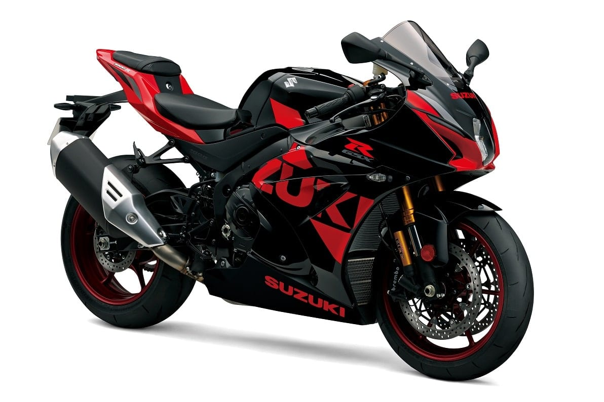 אופנוע סוזוקי GSX-R1000R