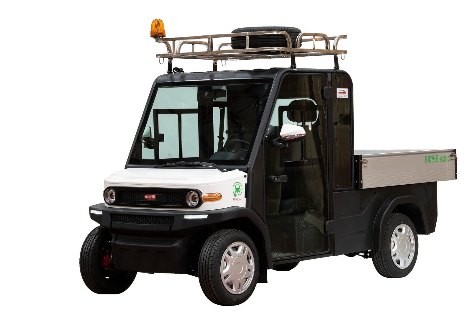 רכב זעיר L7 חשמלי